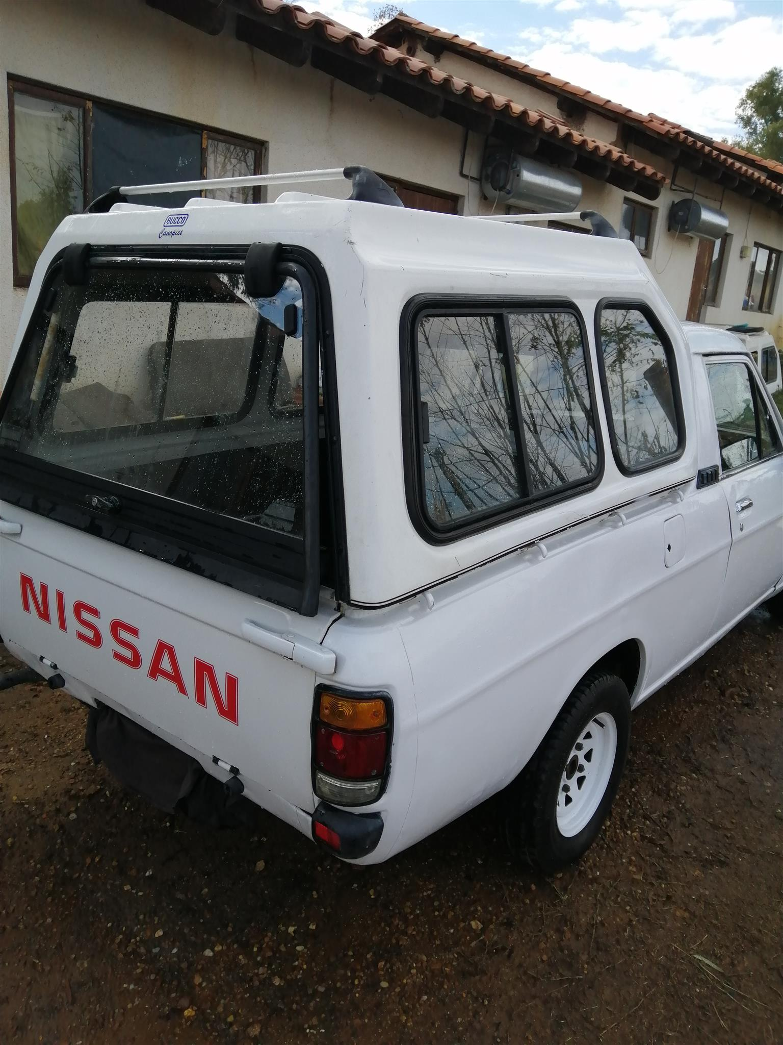 2006 Nissan 1400 Heritage Edition