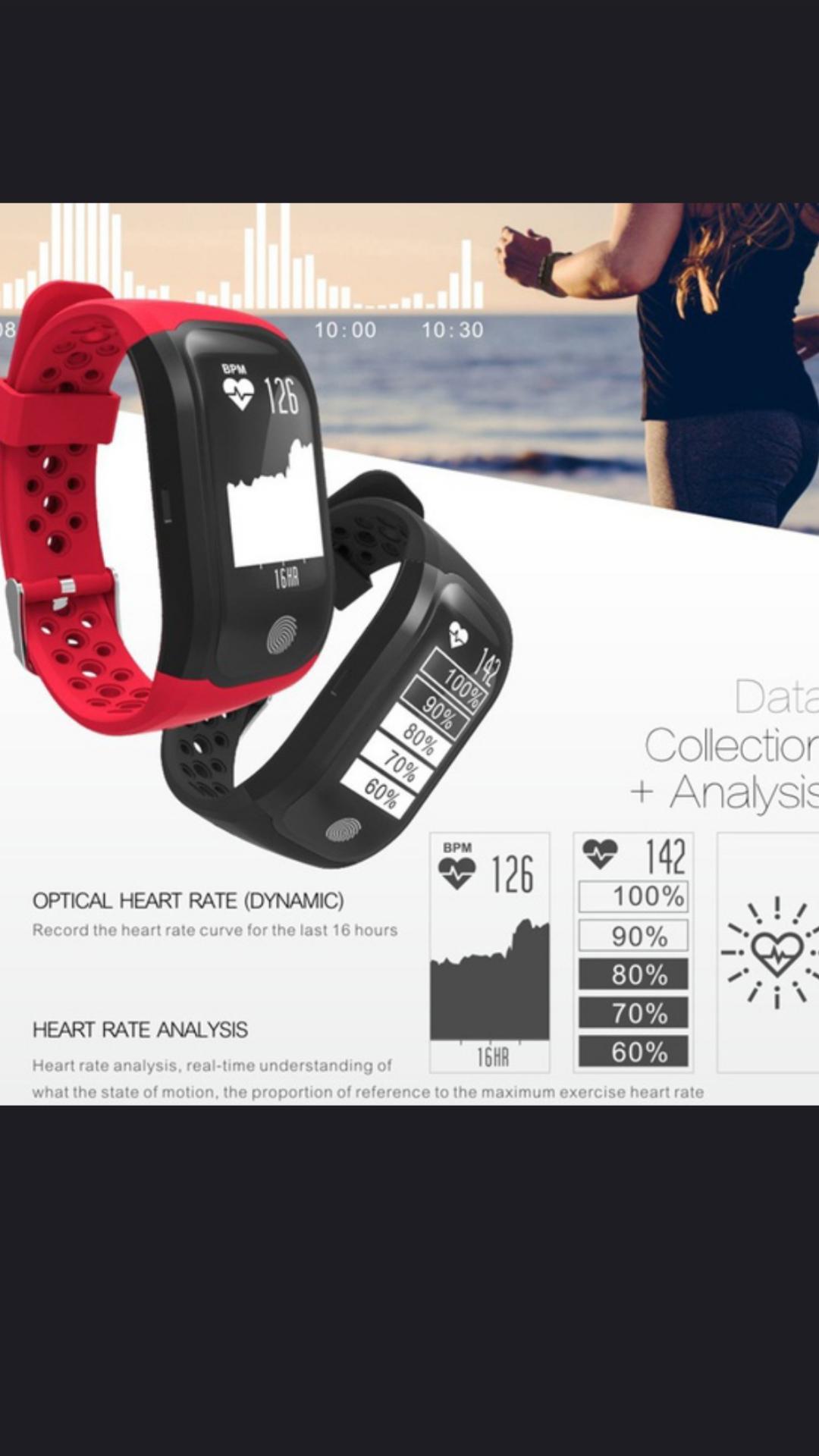 GPS SMART WATCH IP68
