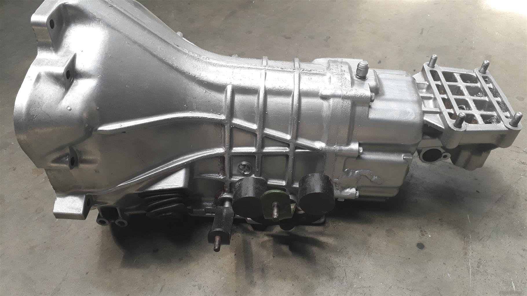 H100 Bakkie Gearbox