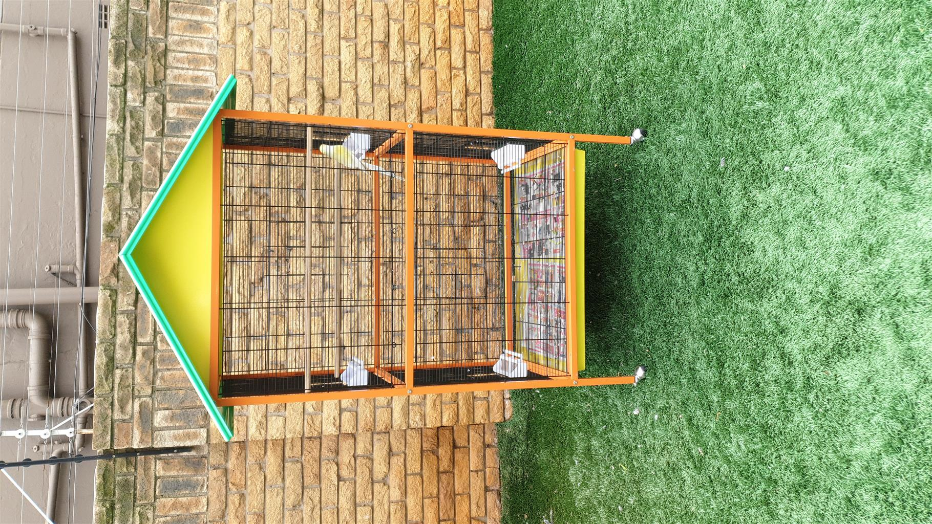 Cage for Parrot or Birds . brand new
