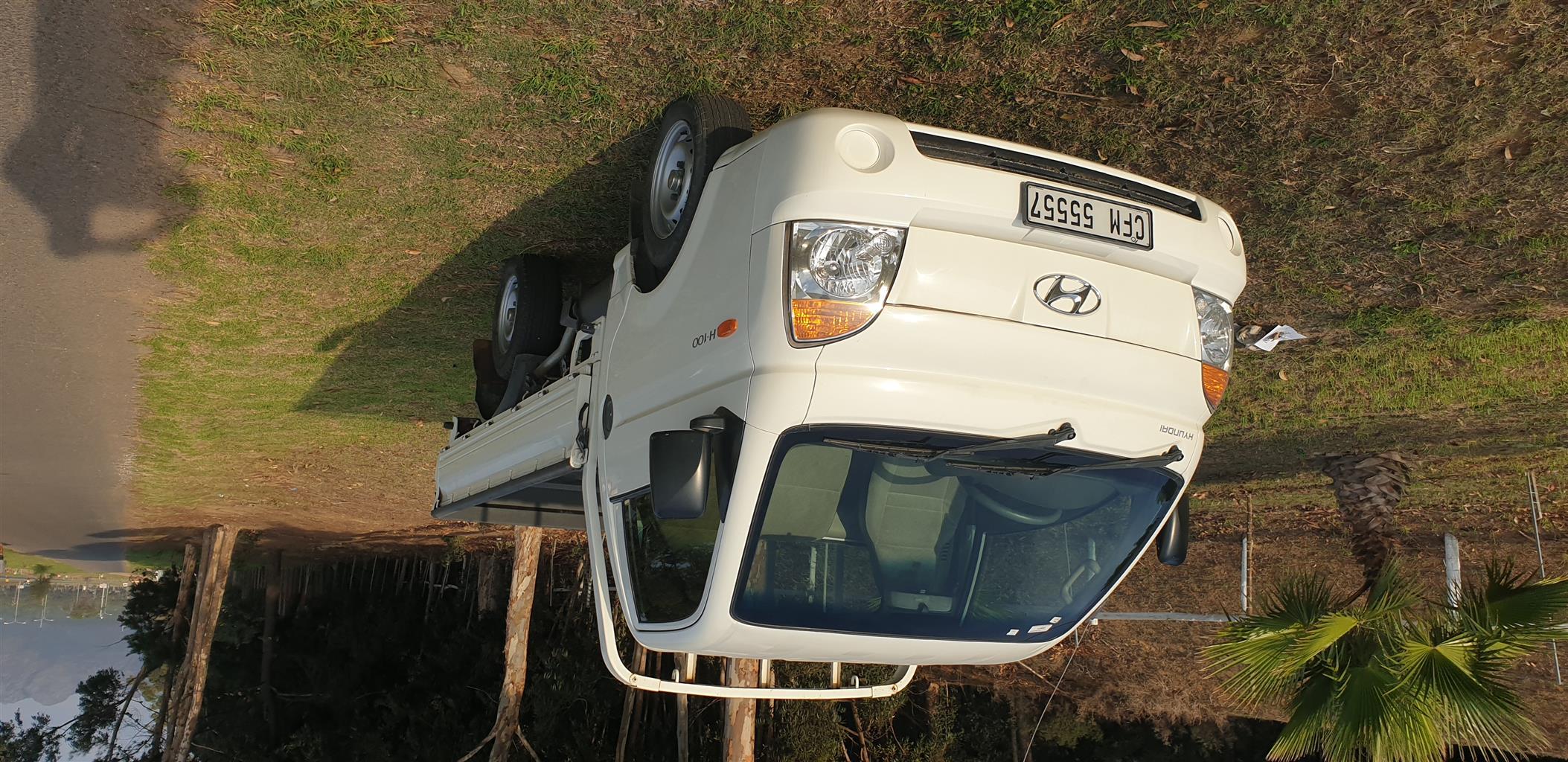 2010 Hyundai H-100 Bakkie 2.6D tipper