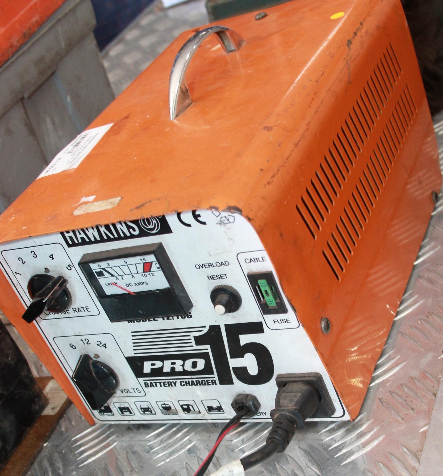 S034960A Hawkins proi5 battery charger #Rosettenvillepawnshop
