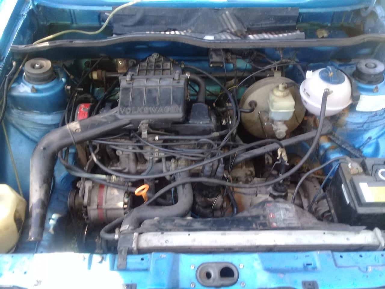 2000 VW Caddy 1,6