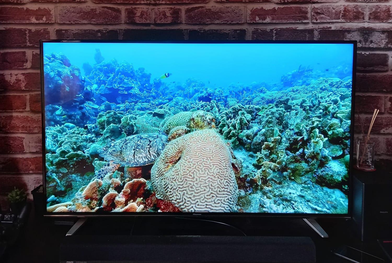 """Hisense 55"""" UHD LED TV"""