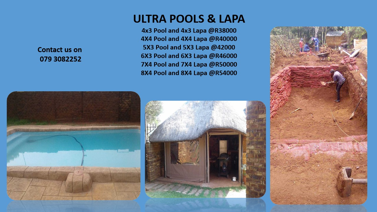 ULTRA POOLS & LAPA
