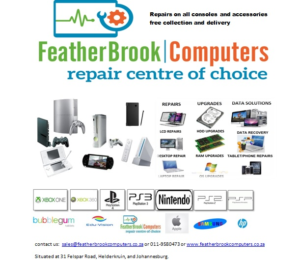 Console, Controllers and Accessories repairs