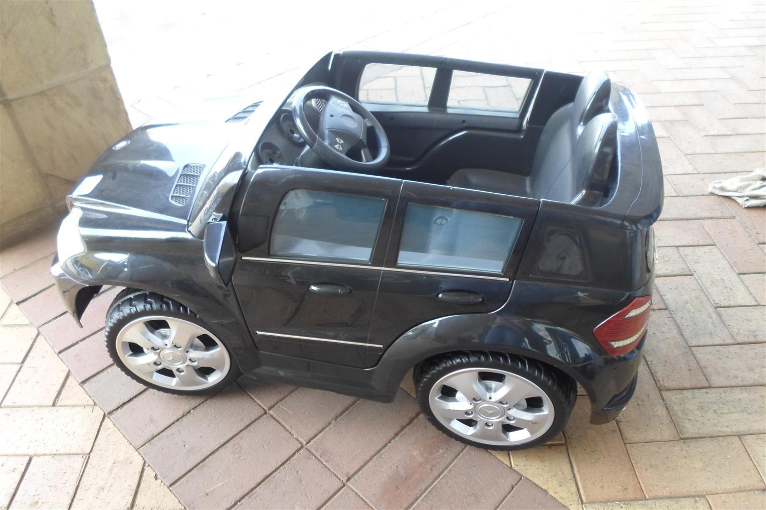Mercedes Kiddies Car