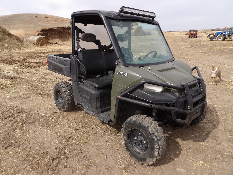 2014 Polaris Ranger 900 XP EPS UTV Side by Side