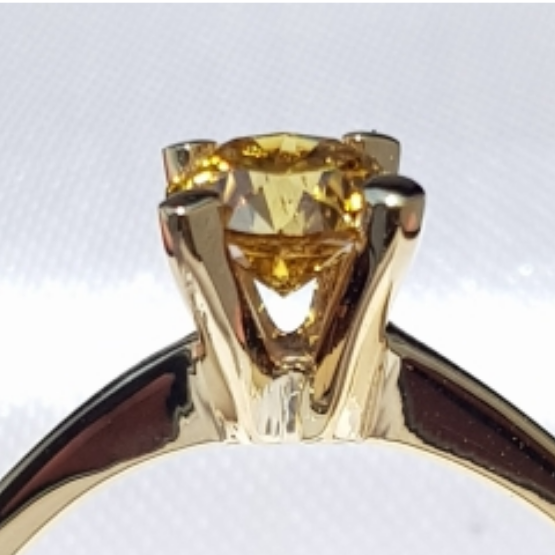 Diamond Rings For Sale Durban: Beautiful Solitaire Diamond Ring!