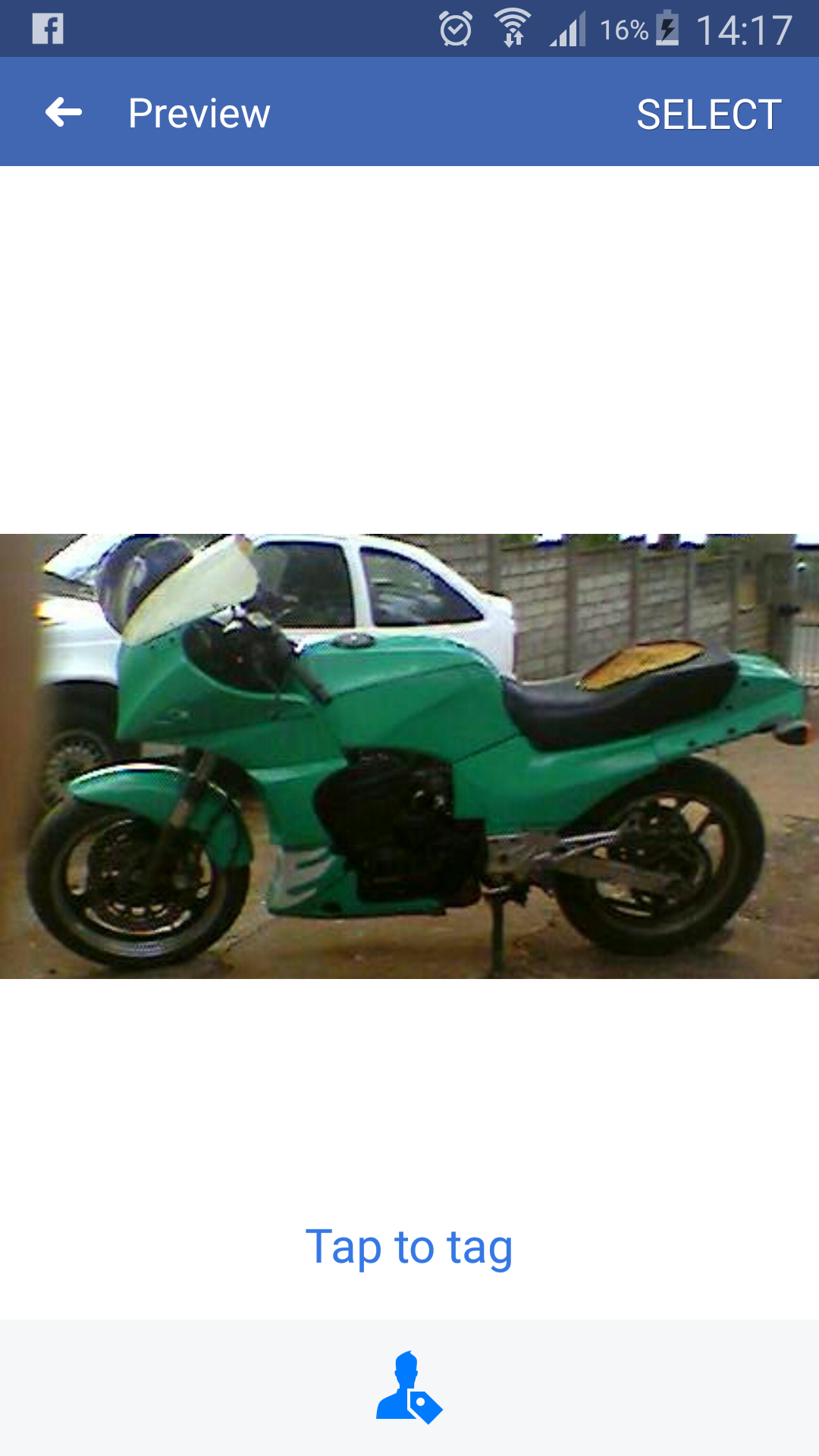 1988 Kawasaki Ninja