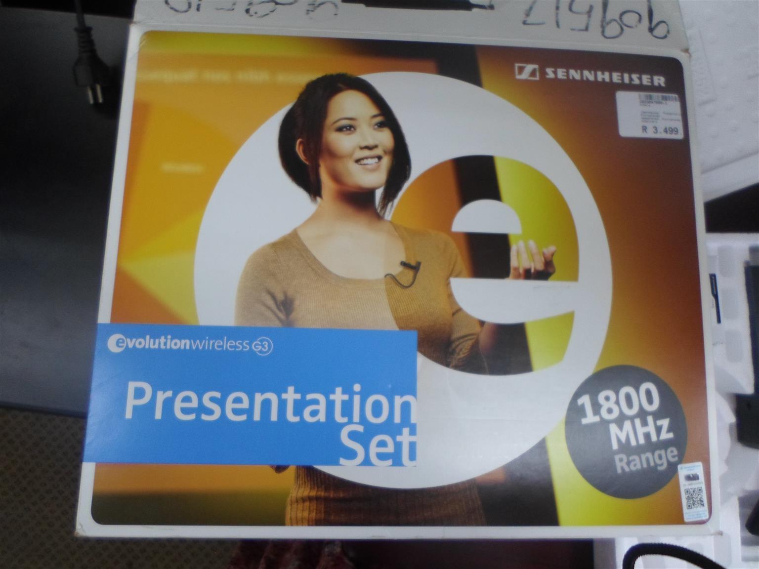 Sennheiser Presentation Set