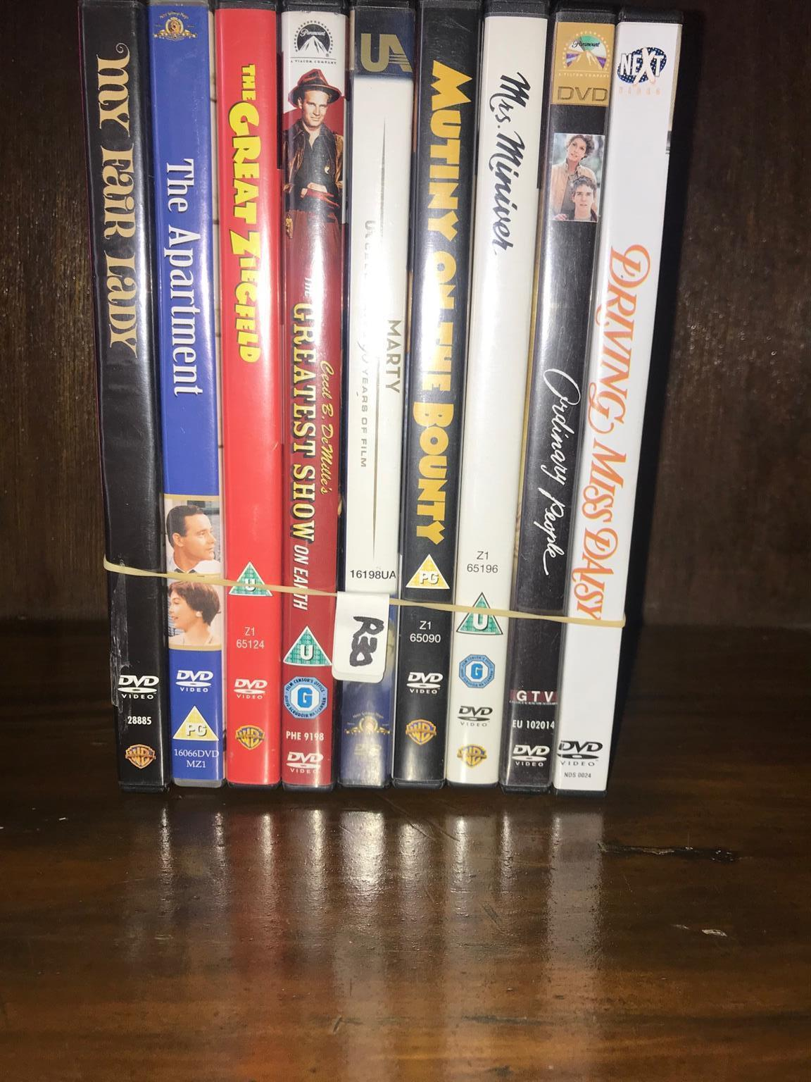 Superb Classics DVD Collection