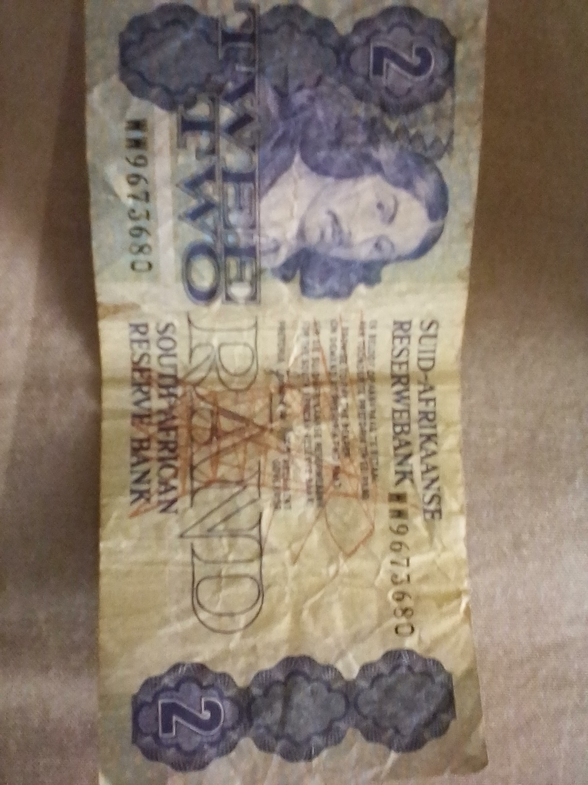 South African Coins and notes