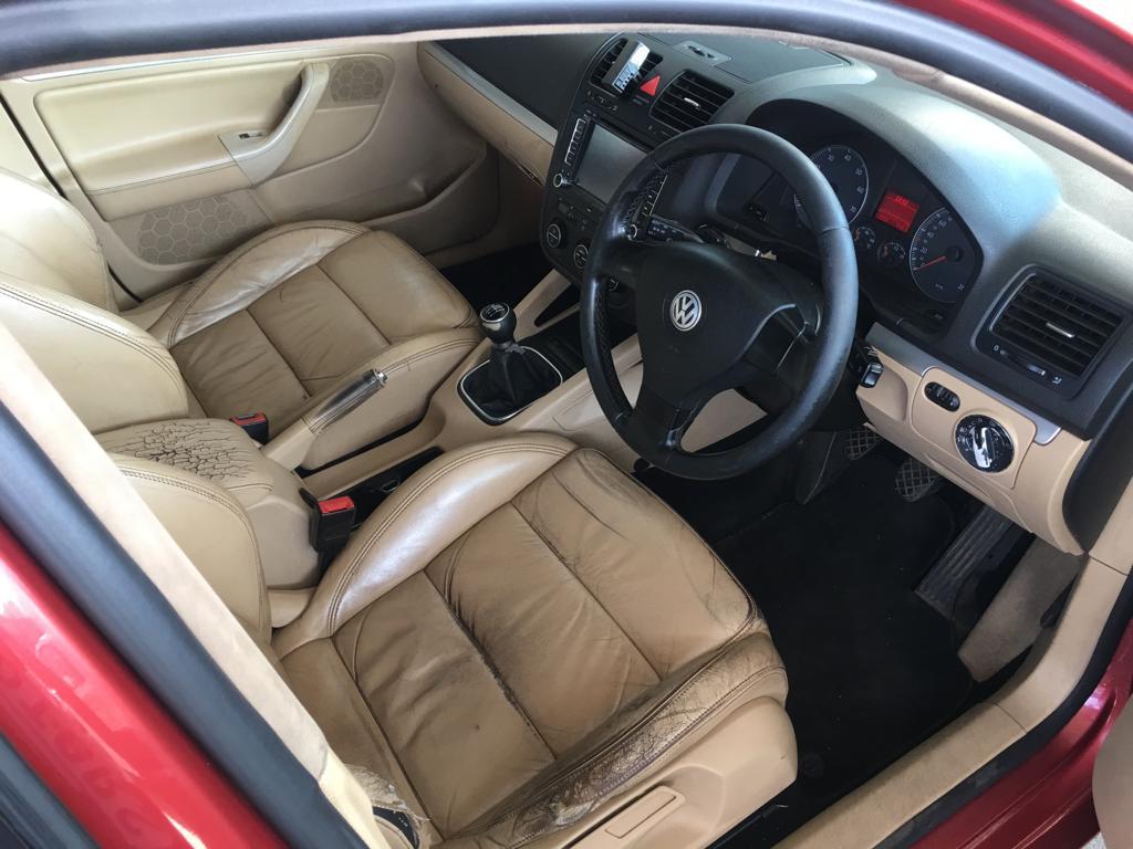 2007 VW Jetta 2.0FSI Sportline