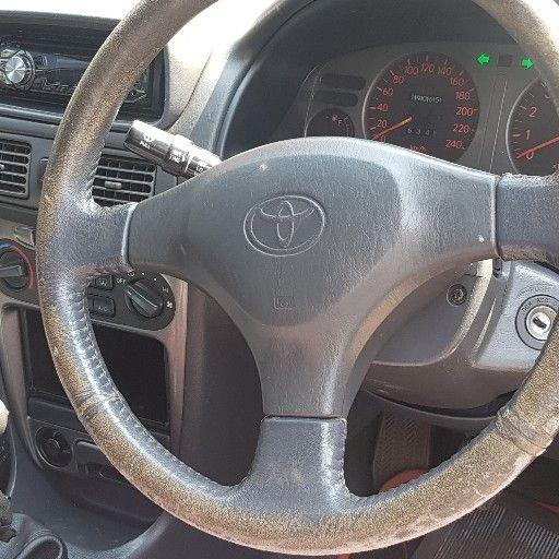 2002 Toyota Corolla 160i GLE