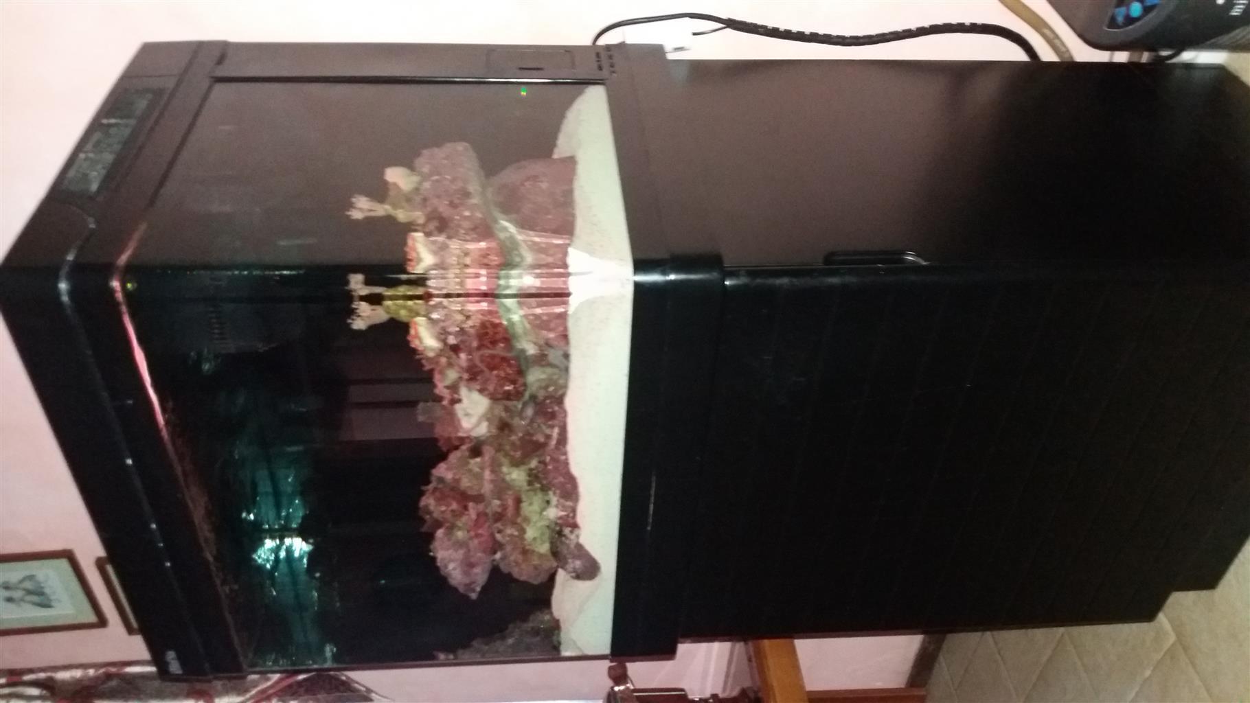 Aquarium Red Sea 130 Litre Marine/Fresh Water Tank