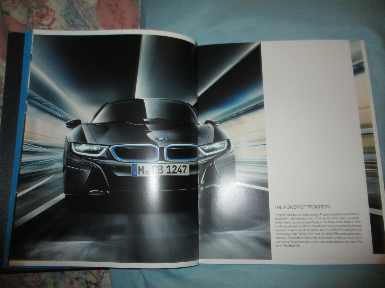 BMW i8 The Next 100 Years