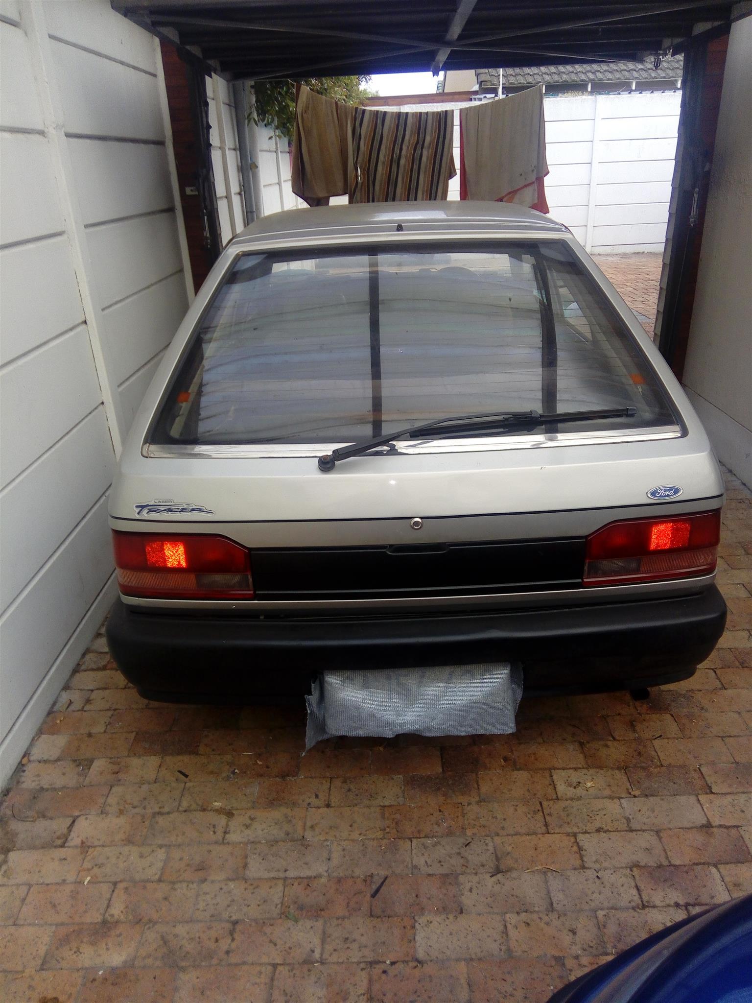 1999 Ford Laser