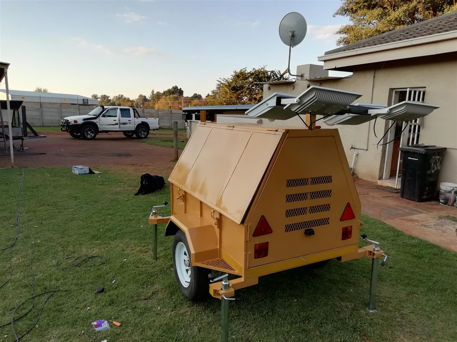 Manufacturers And Suppliers Of Trailers, Services And