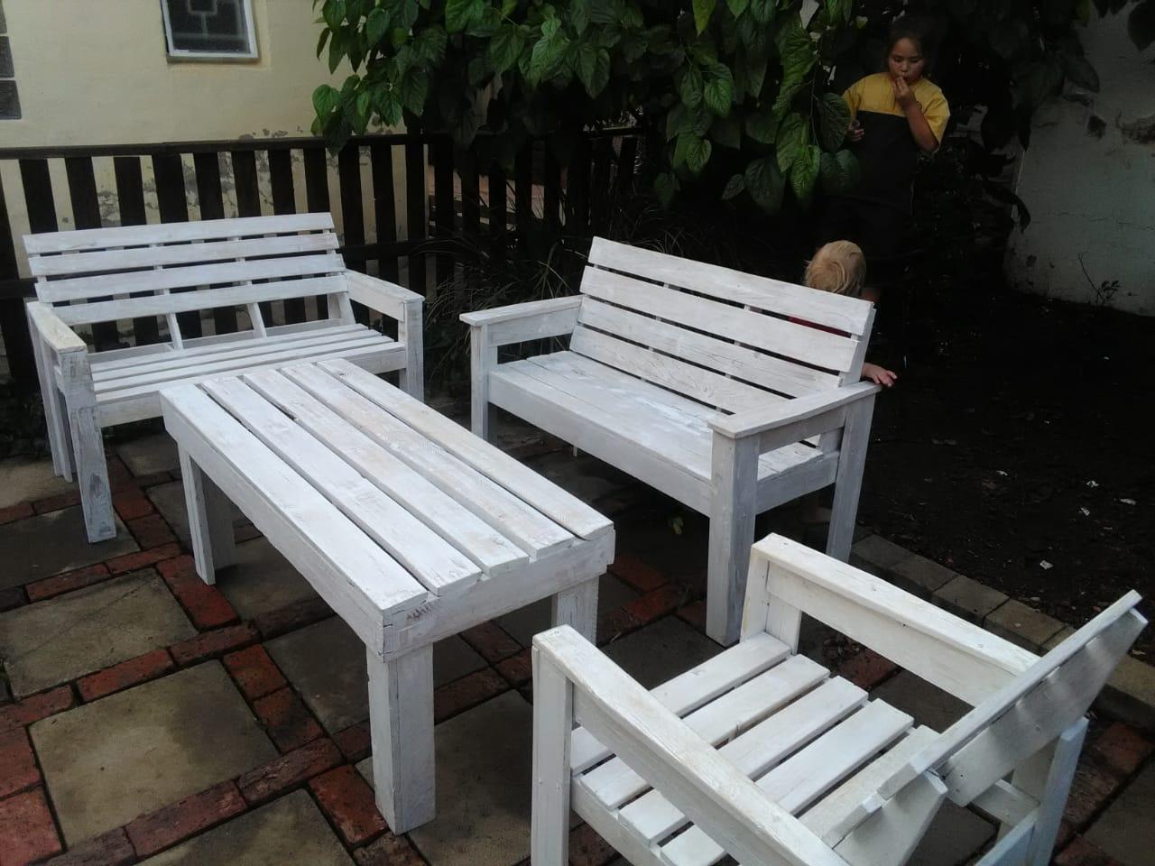 Affordable Custom Made Pallet Furniture Junk Mail
