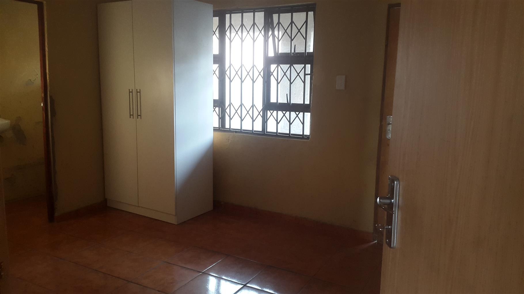 A room is available for rental in Ngwelezane