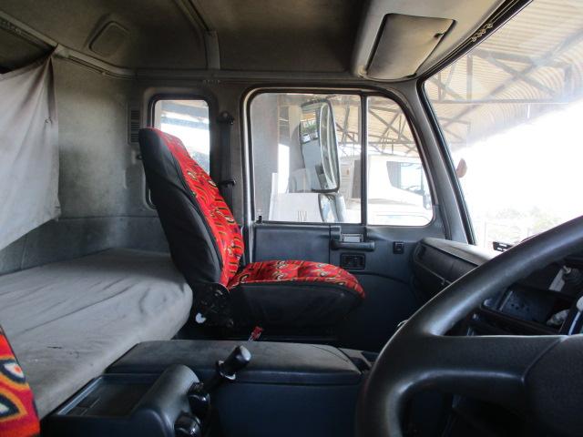 2007 NISSAN DIESEL 6X4 TRUCK TRACTOR