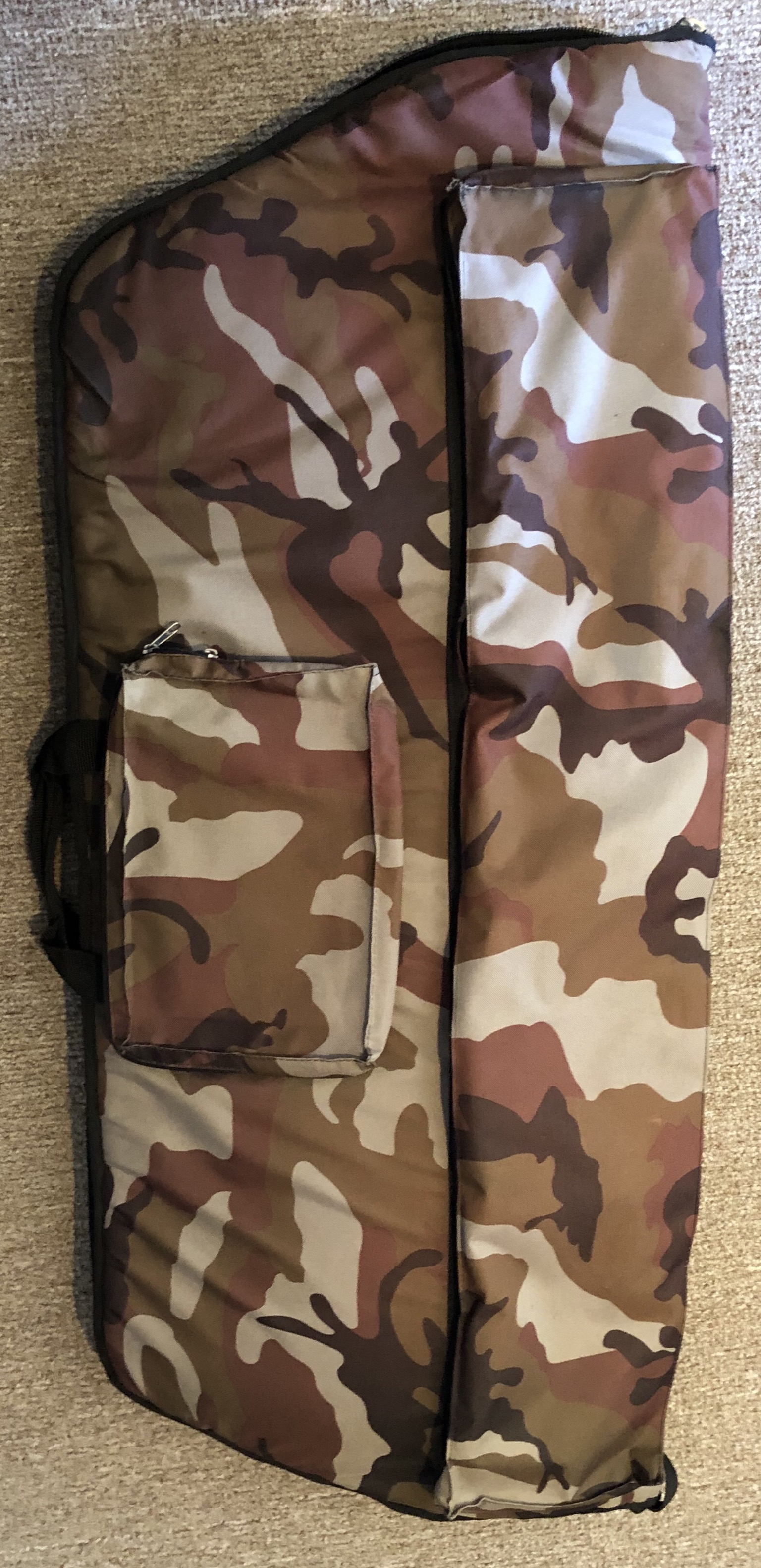 Mission Riot Compound Bow and bag