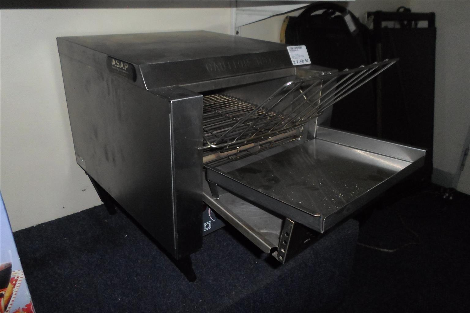 Anvil Axis Toaster - B033043224-11