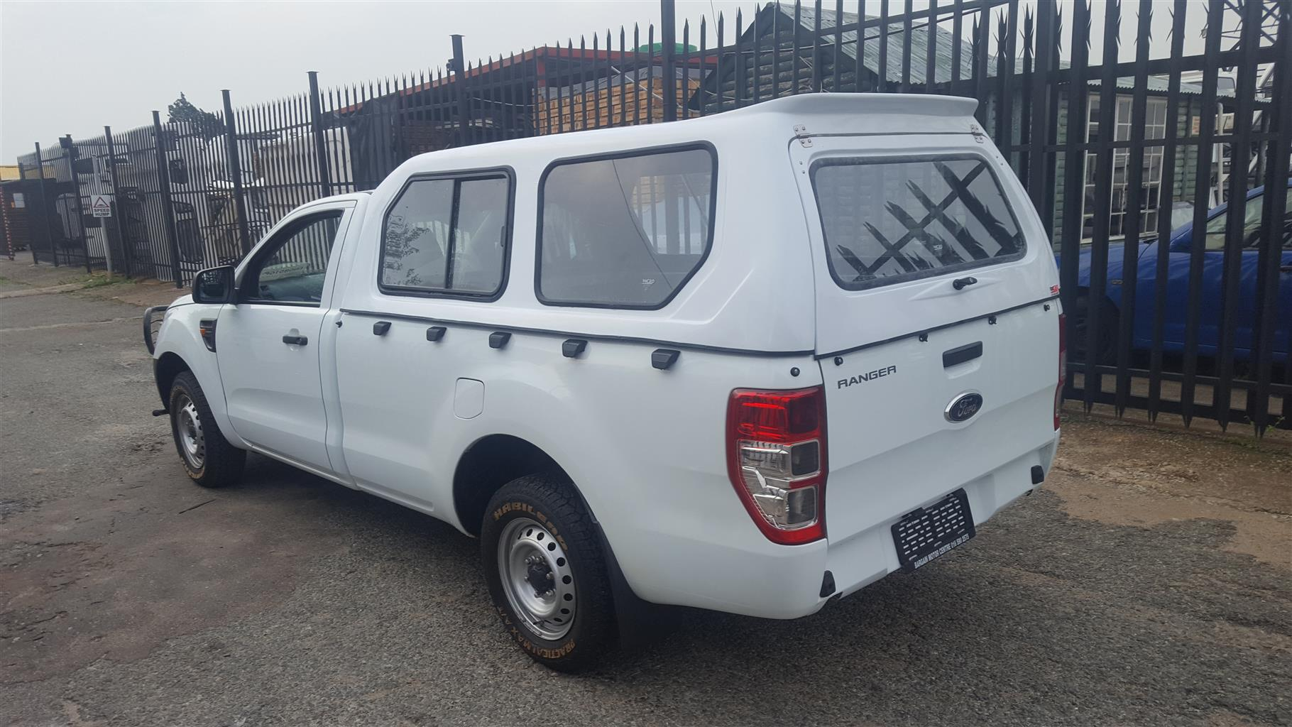 BRAND NEW RANGER T6/T7 SINGLE CAB WHITE CANOPY FOR SALE!!!