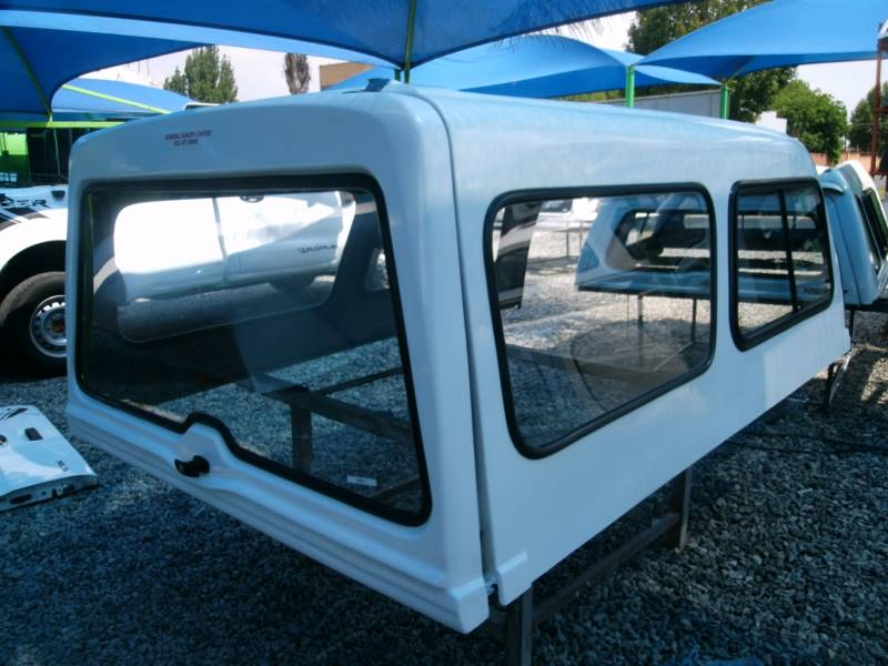 CANOPY CHANA SINGLE CAB BEEKMAN 9280
