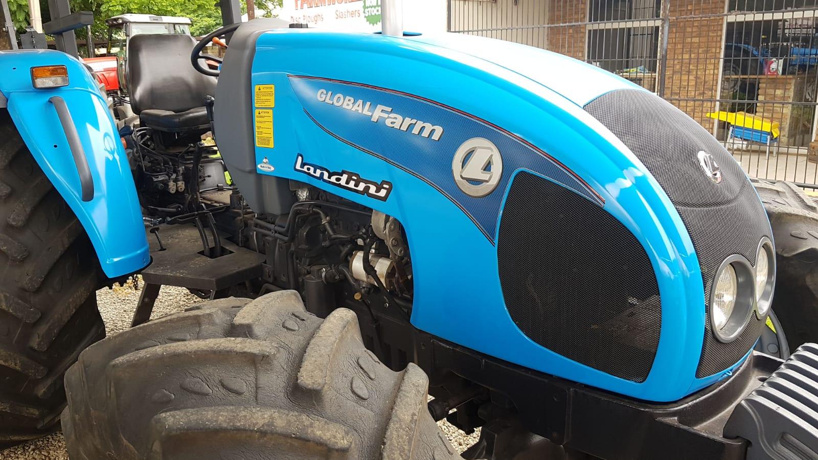 2011 Landini Globalfarm 95 (4x4) Tractor For Sale