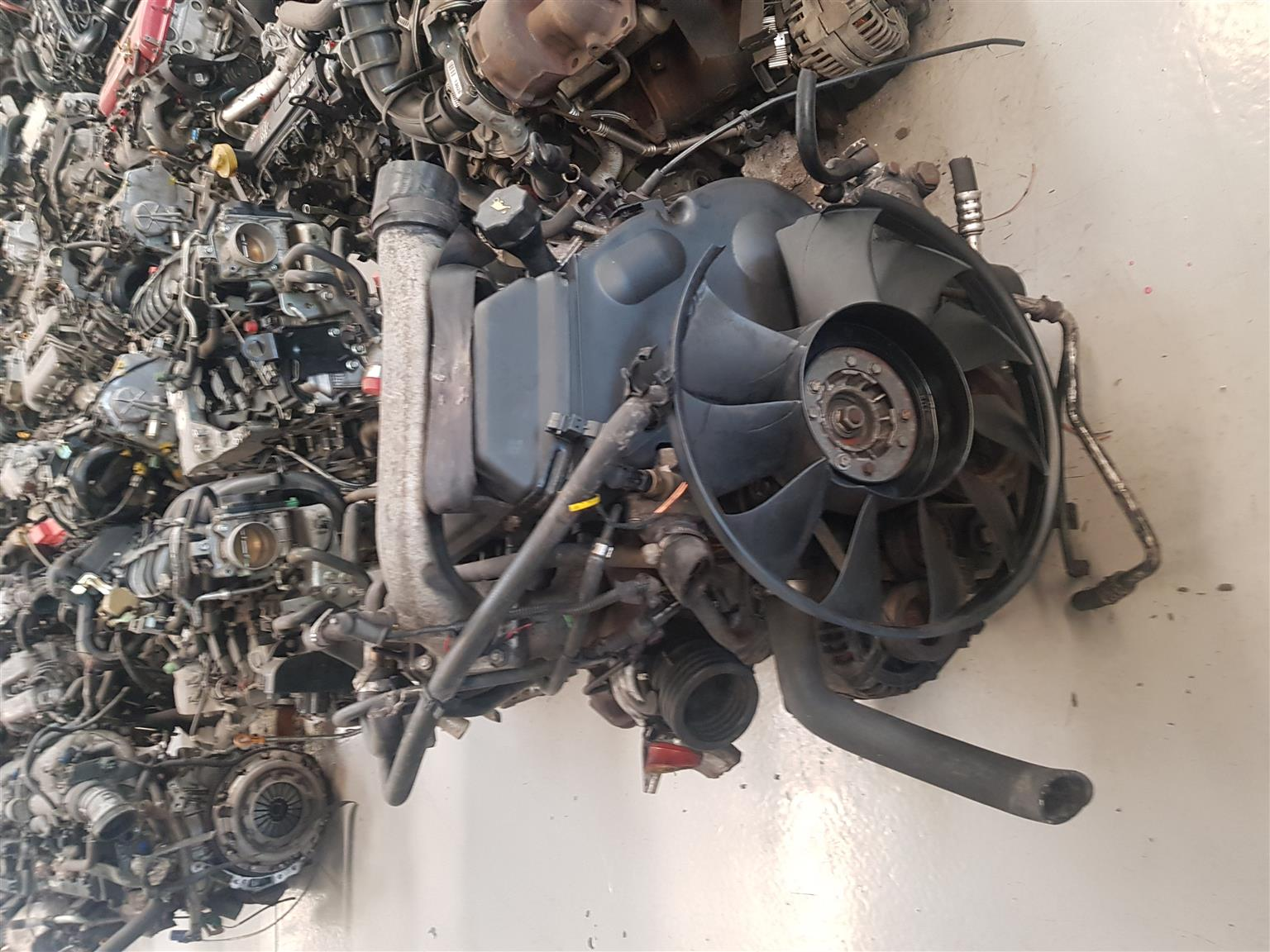 IVECO 8140 2.8 TURBO DIESEL ENGINE FOR SALE