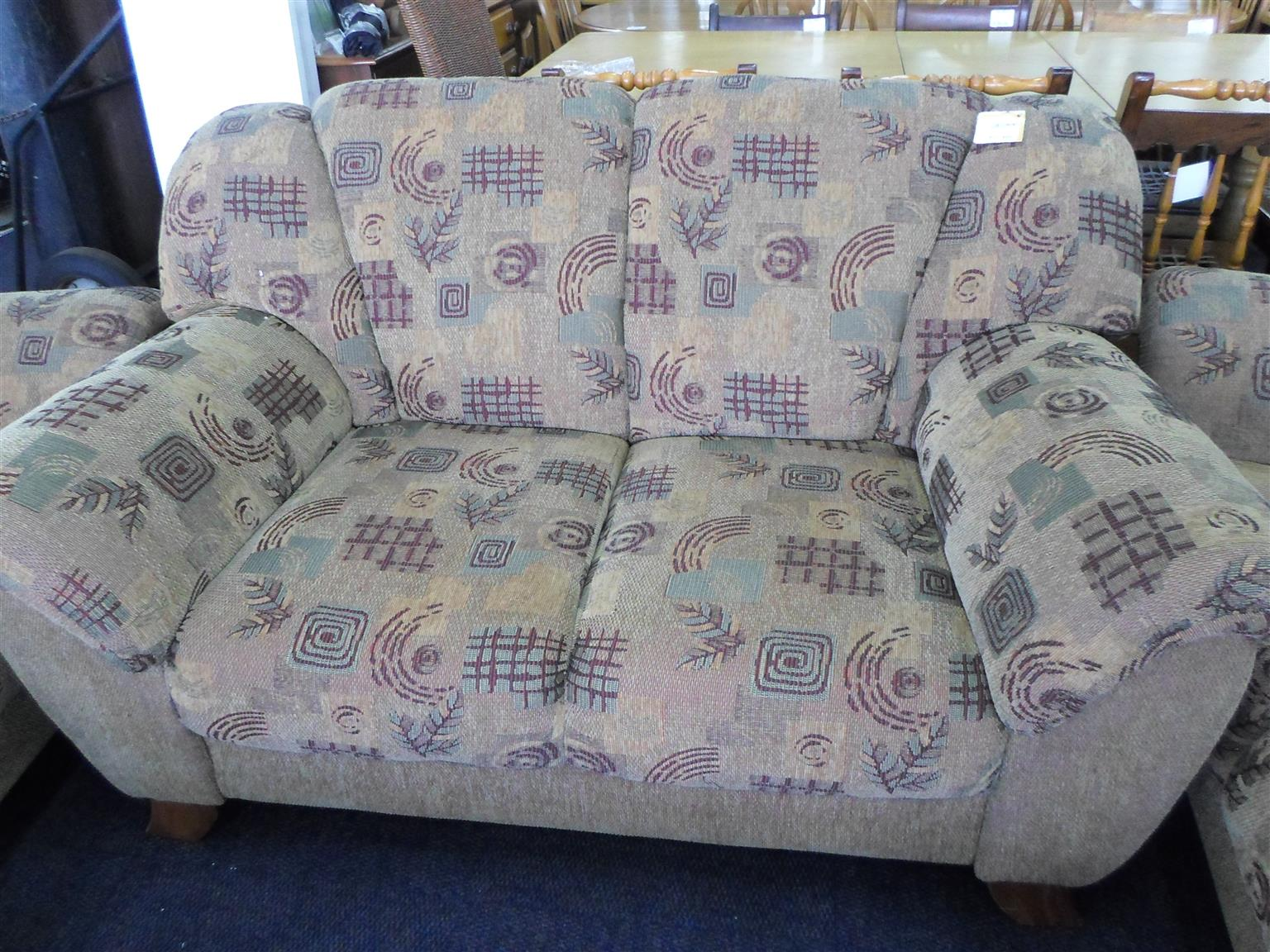Couches Material 2,1 Seater