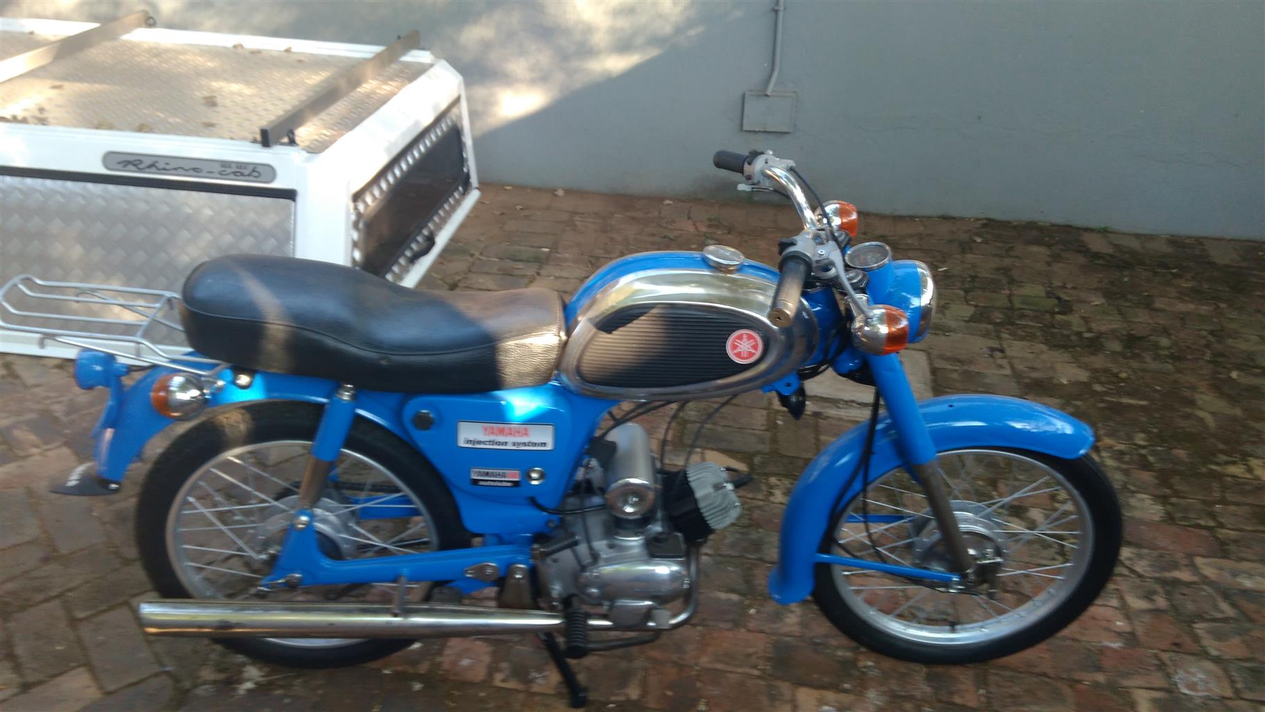 1974 Yamaha PW50