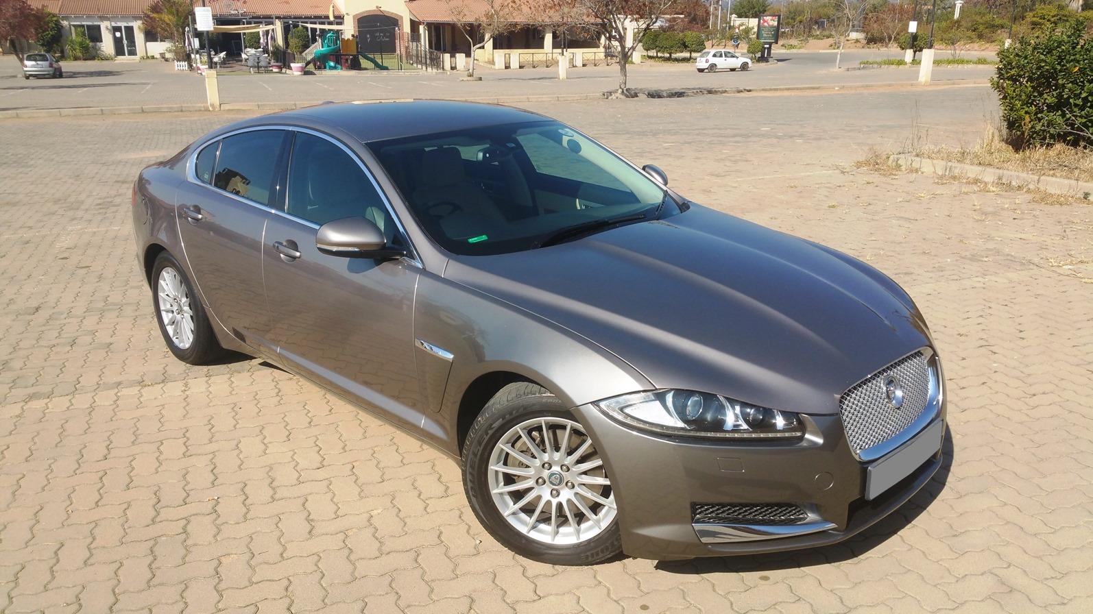 2012 Jaguar XF 2.2D Luxury