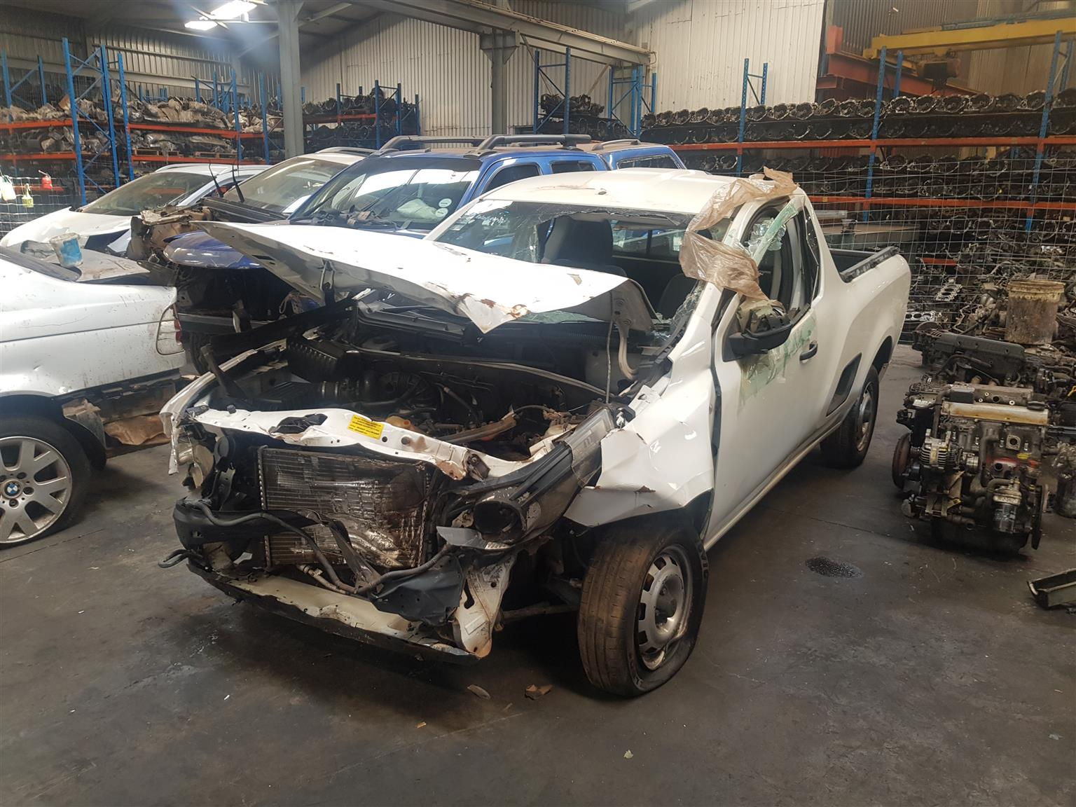 2016 Chevrolet Utility 1.4 Stripping for Spares