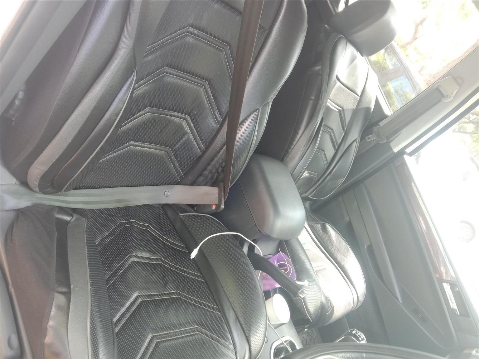 2016 Foton Tunland 2.8 double cab 4x4 Luxury