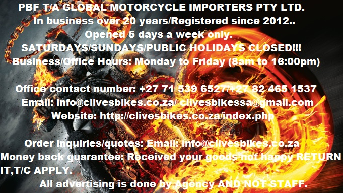 IMPORTERS ON ALL TYPES OF MOBILITY FROM JAPAN TO SA. PARTS OT COMPLETE
