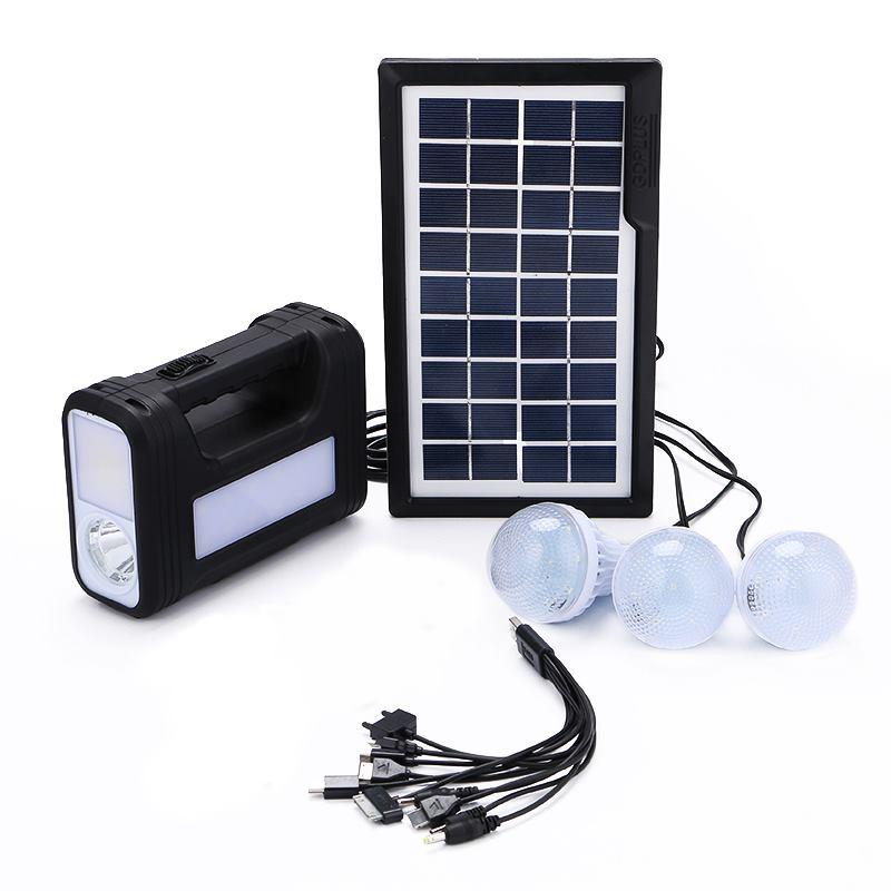 Solar Camping Light Kit