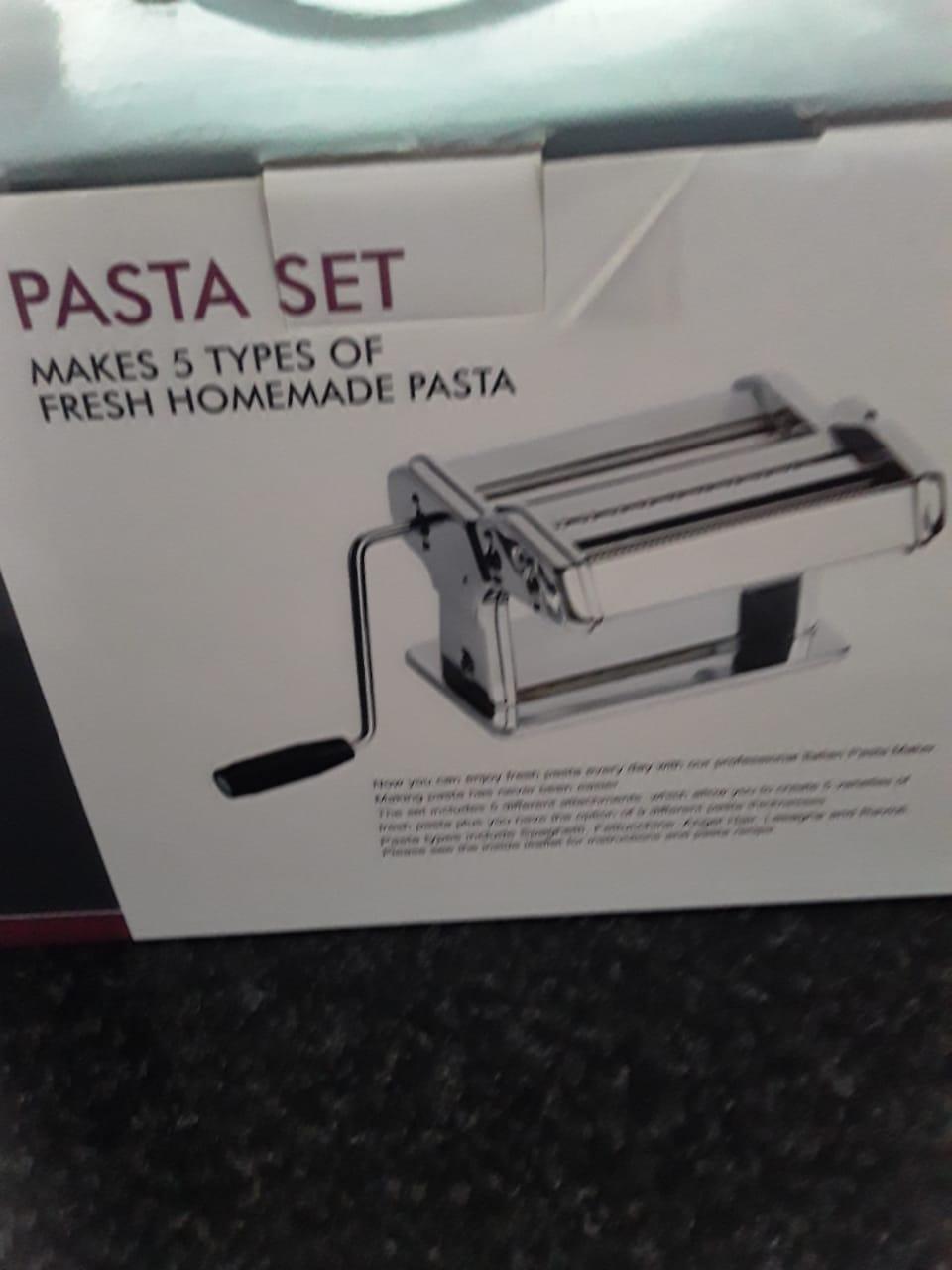 Pasta Maker Set