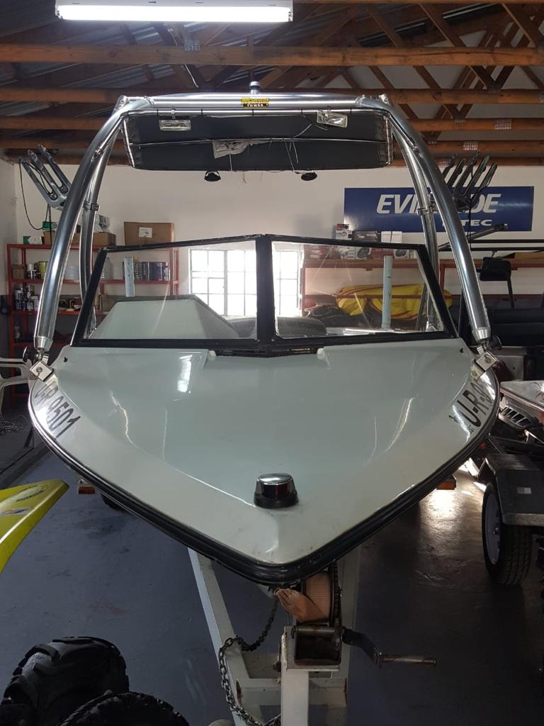 1992 ski brendella boat to swop or sell