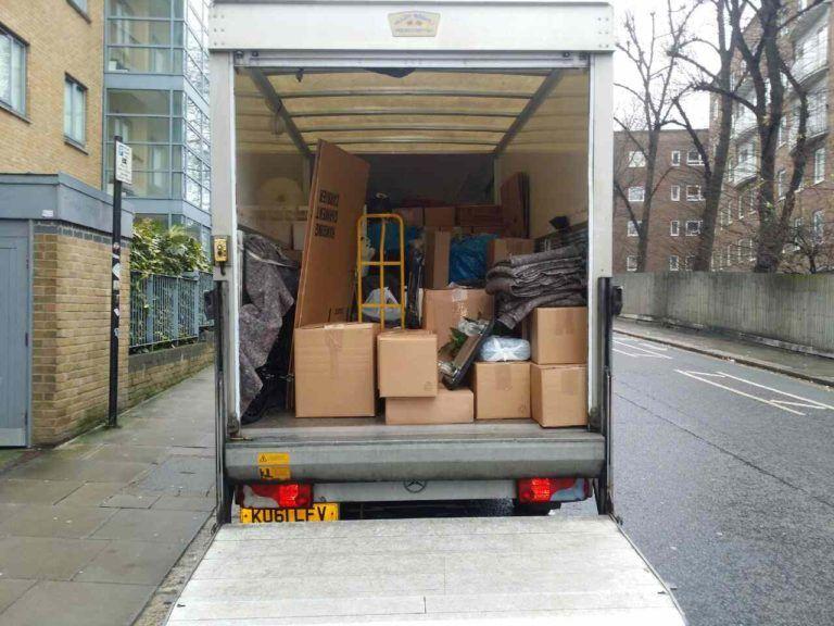 Furniture removals bakkie for hire