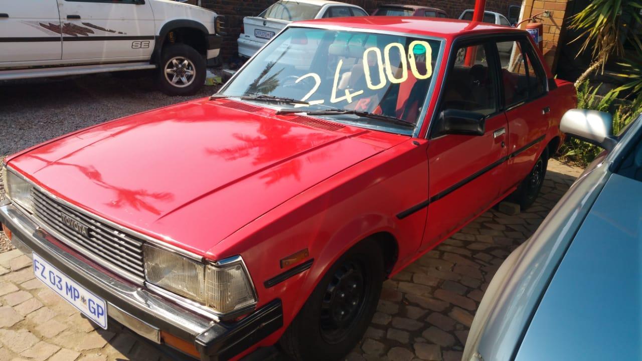 1987 Toyota Corolla 160i GLE