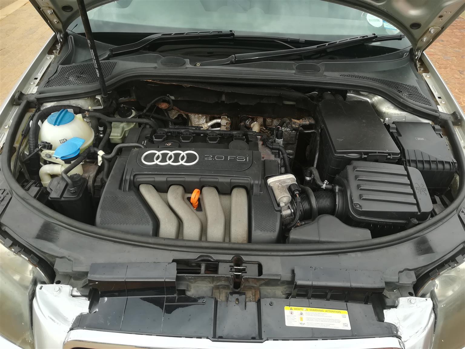 2009 Audi A3 2.0 Ambition