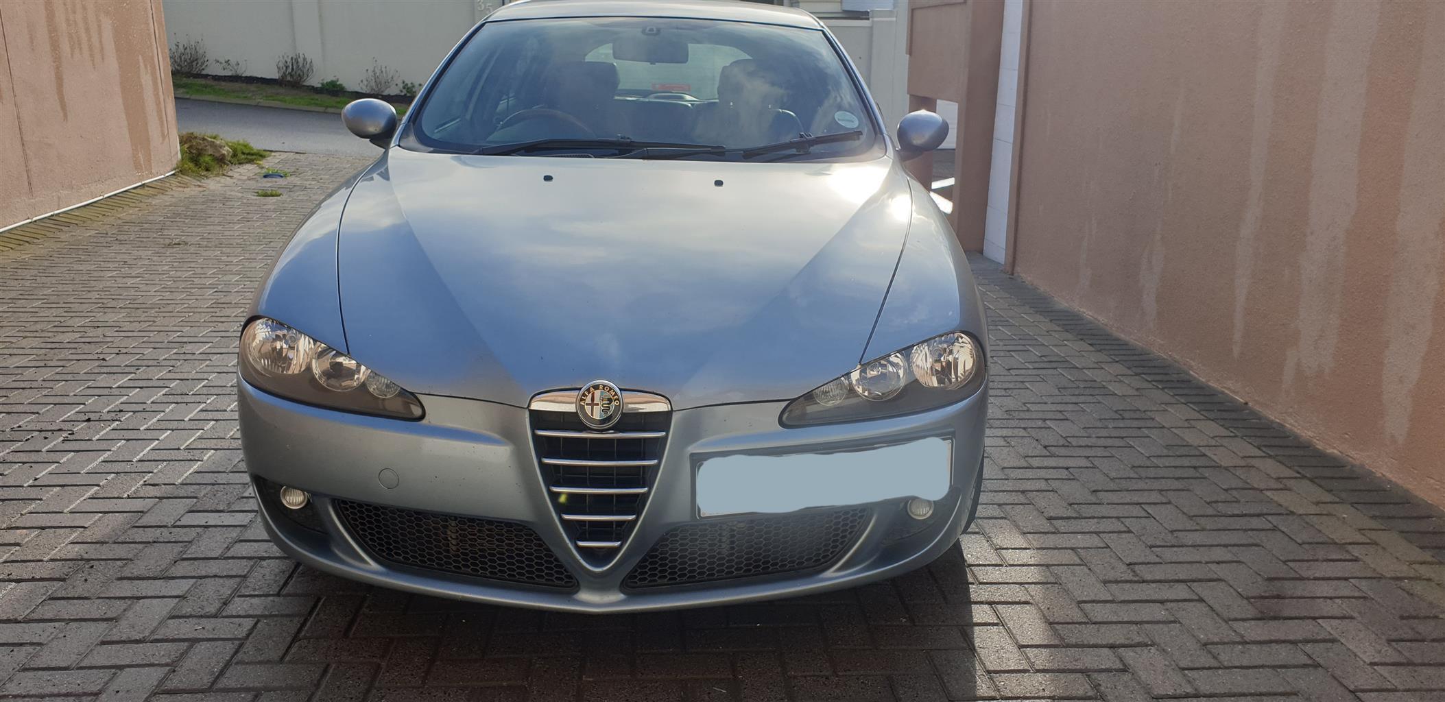 2006 Alfa Romeo 147 1 9 Jtd Multijet 5 Door Distinctive Junk Mail