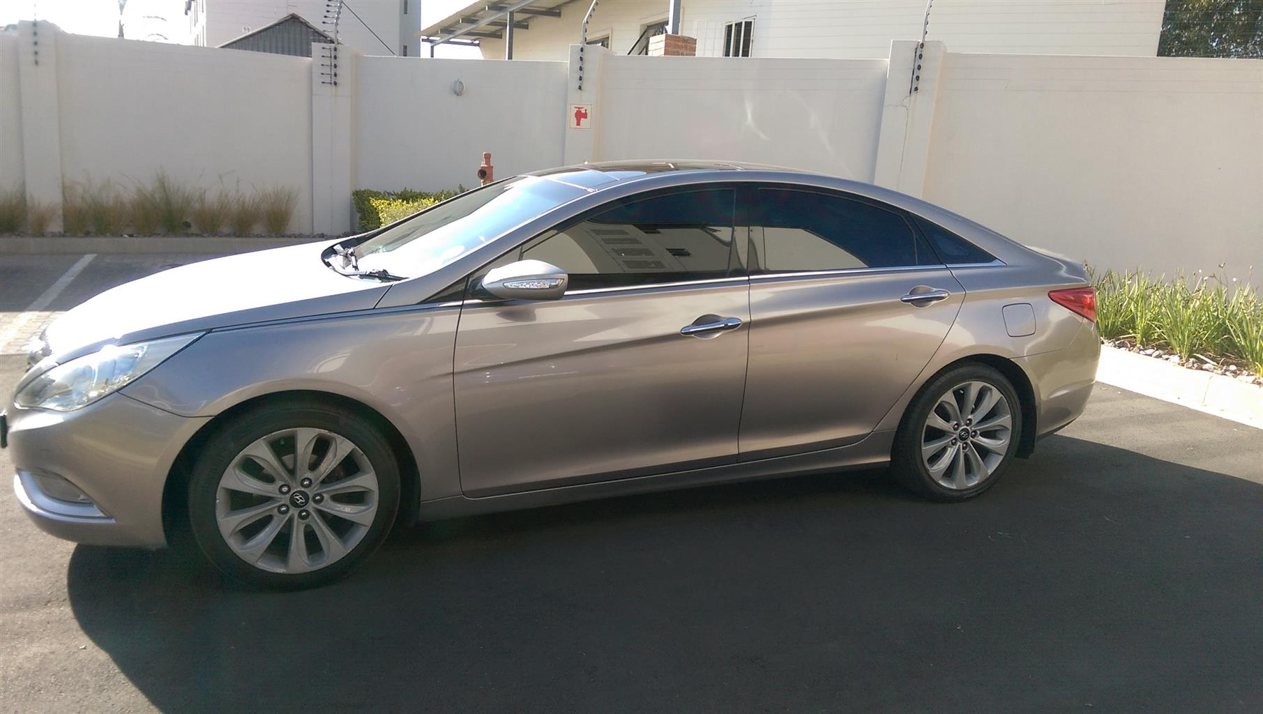 2012 Hyundai Sonata 2.4 GLS