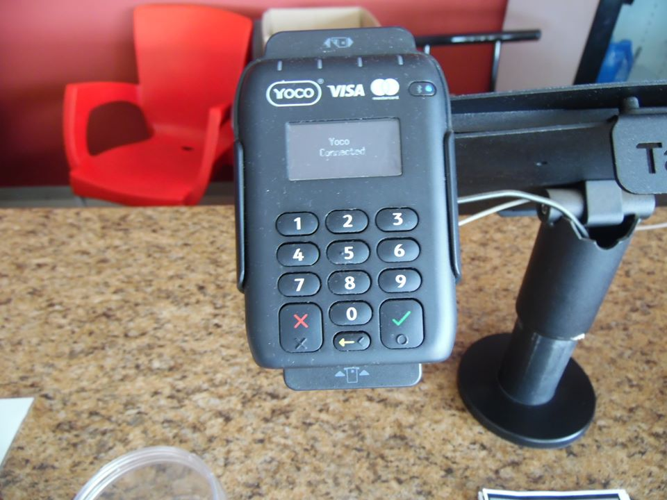 Point of Sale system - Complete - Yoco Card Reader, 32 GB IPad, Epson Receipt Printer, Lockable Cash Drawer
