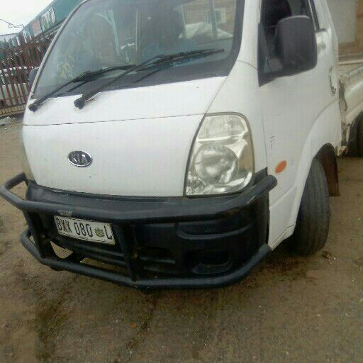 2007 Kia K2700