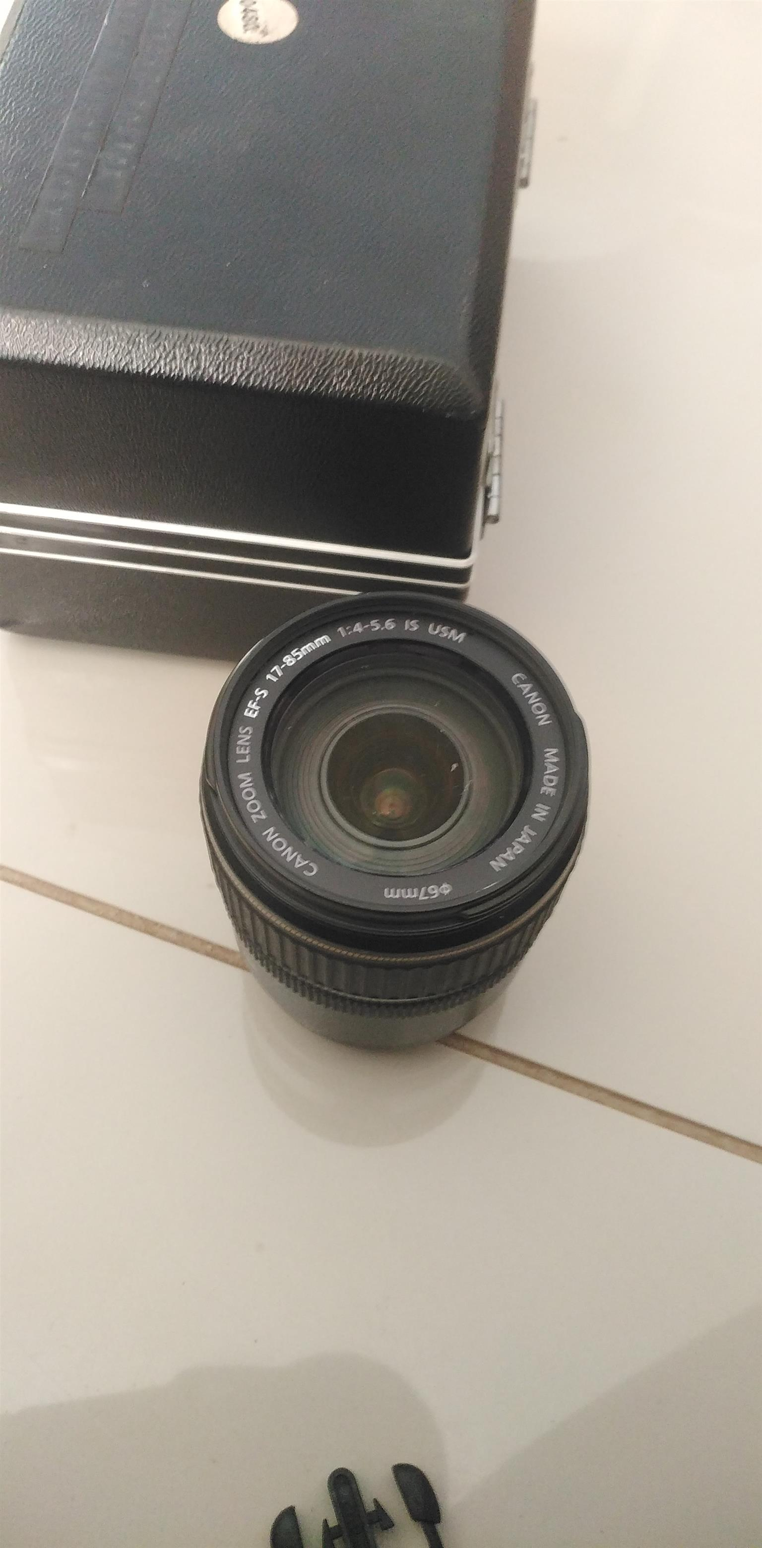 Lenses and printers for sale.