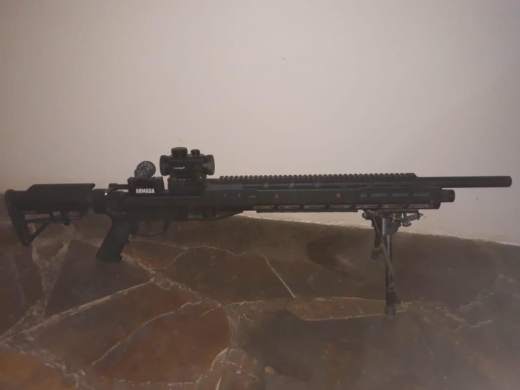 Benjamin Armada bolt action air rifle | Junk Mail